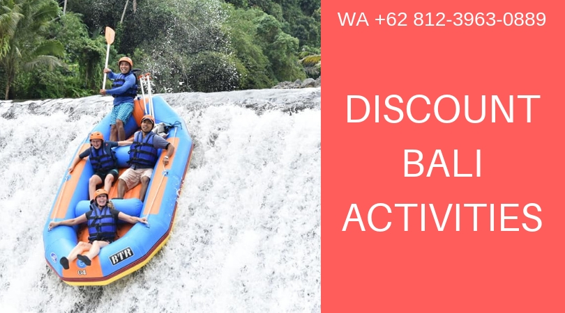 Discount Bali Activities